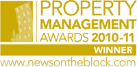 1st Sure Property Mangement Award