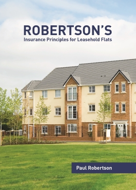Robertson's: Insurance Principles for Leasehold Flats (inc UK postage)